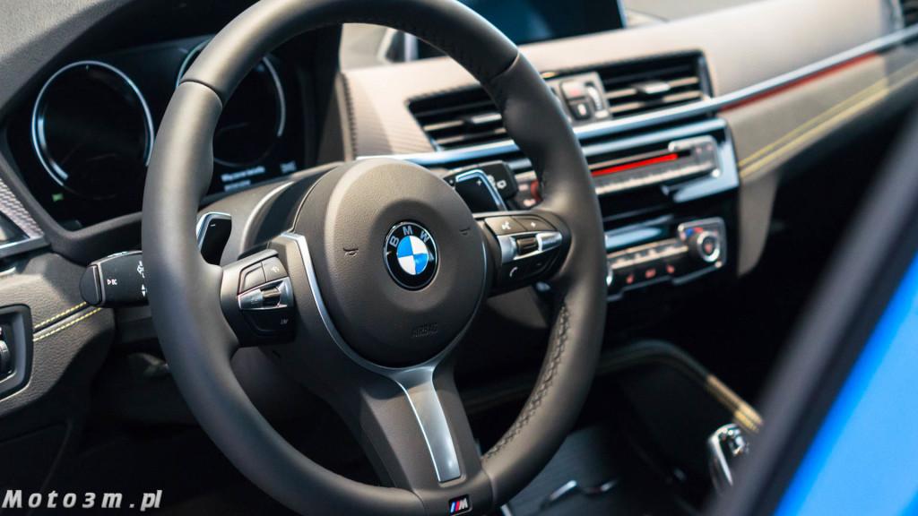 Premiera nowego BMW X2 w BMW Zdunek w Gdyni -04759