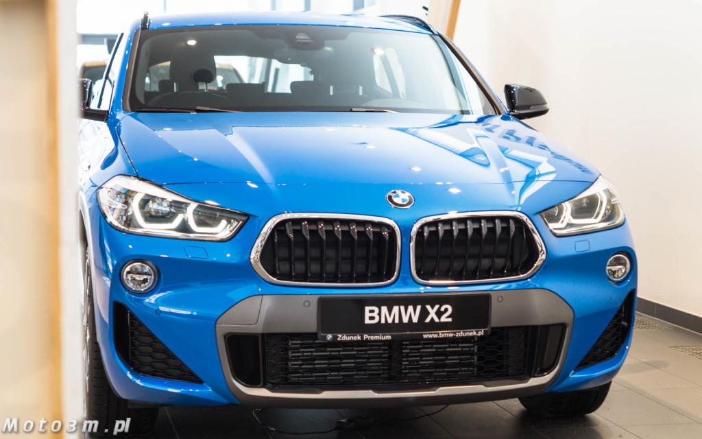 Premiera nowego BMW X2 w BMW Zdunek w Gdyni -04763