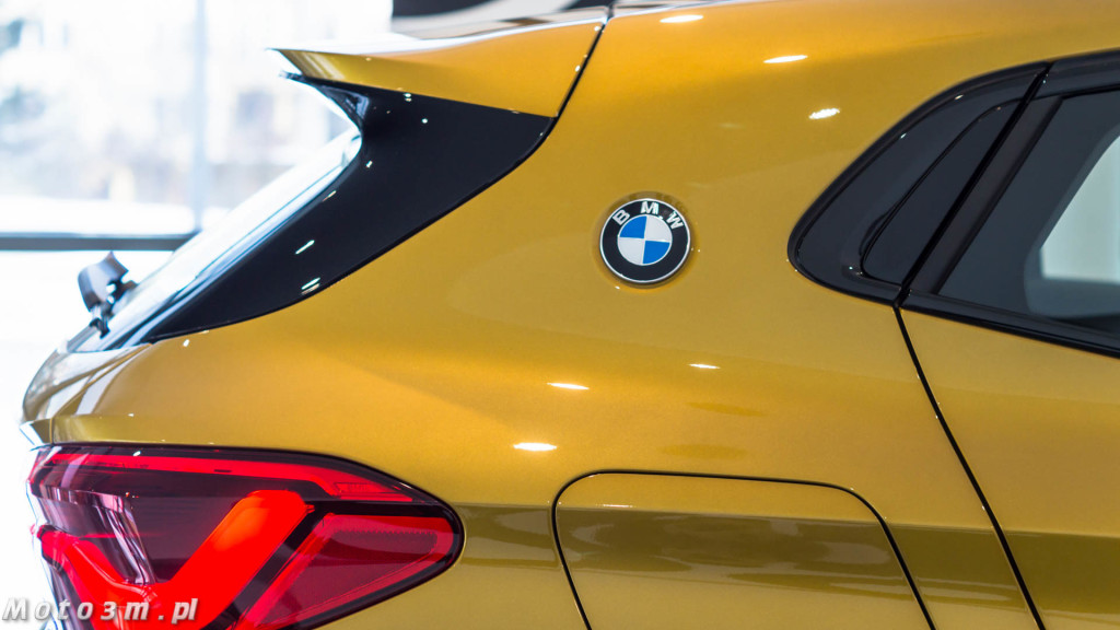 Premiera nowego BMW X2 w BMW Zdunek w Gdyni -04770