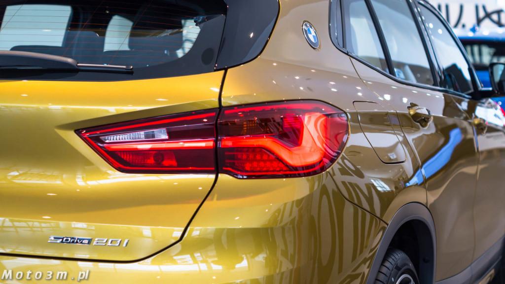 Premiera nowego BMW X2 w BMW Zdunek w Gdyni -04771