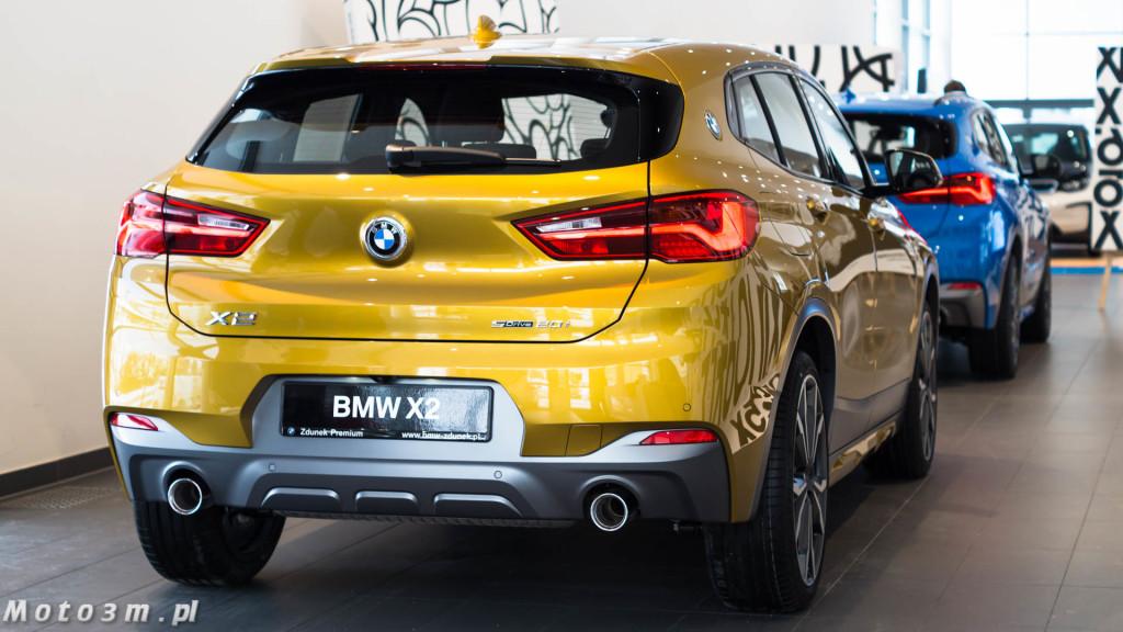Premiera nowego BMW X2 w BMW Zdunek w Gdyni -04772