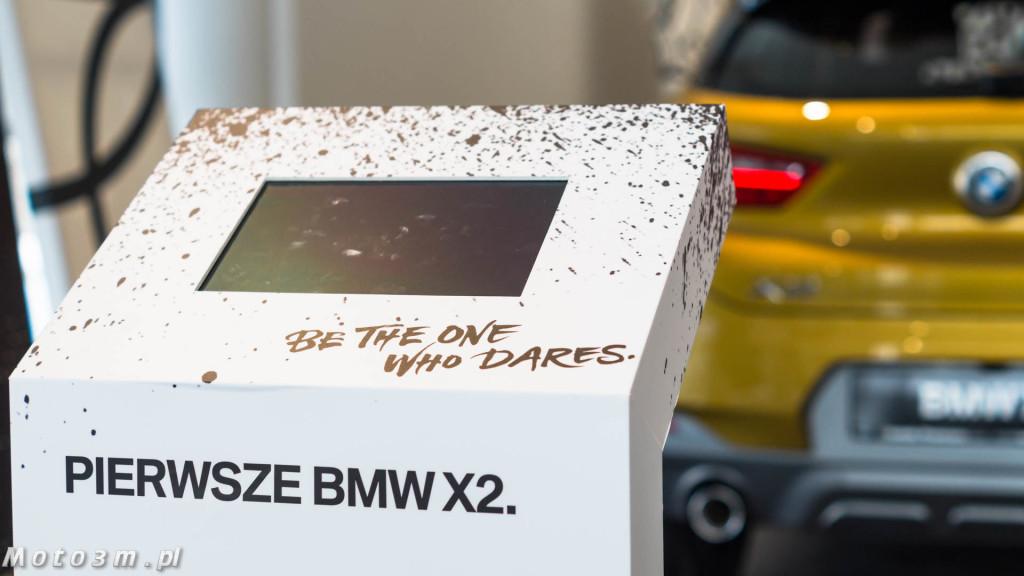 Premiera nowego BMW X2 w BMW Zdunek w Gdyni -04775