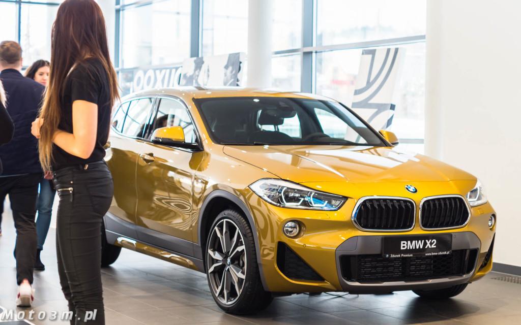 Premiera nowego BMW X2 w BMW Zdunek w Gdyni -04780
