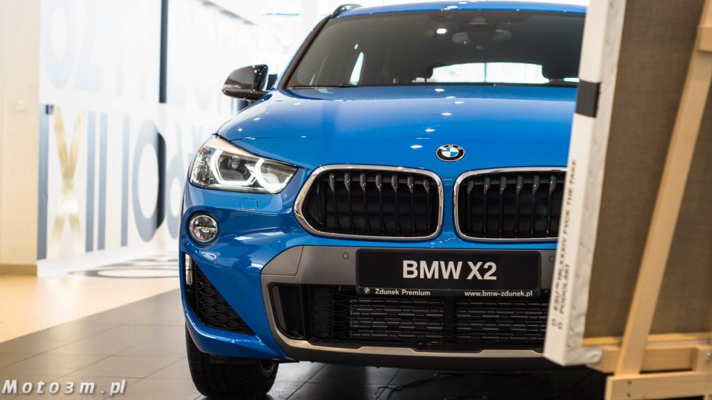 Premiera nowego BMW X2 w BMW Zdunek w Gdyni -04790