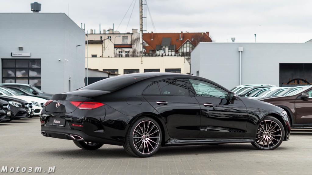 Przedpremierowo Nowy Mercedes Benz Cls W Mercedes Benz