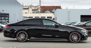 Przedpremierowo - nowy Mercedes-Benz CLS w MB Witman-05810
