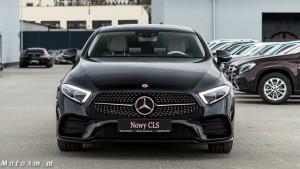 Przedpremierowo - nowy Mercedes-Benz CLS w MB Witman-05815