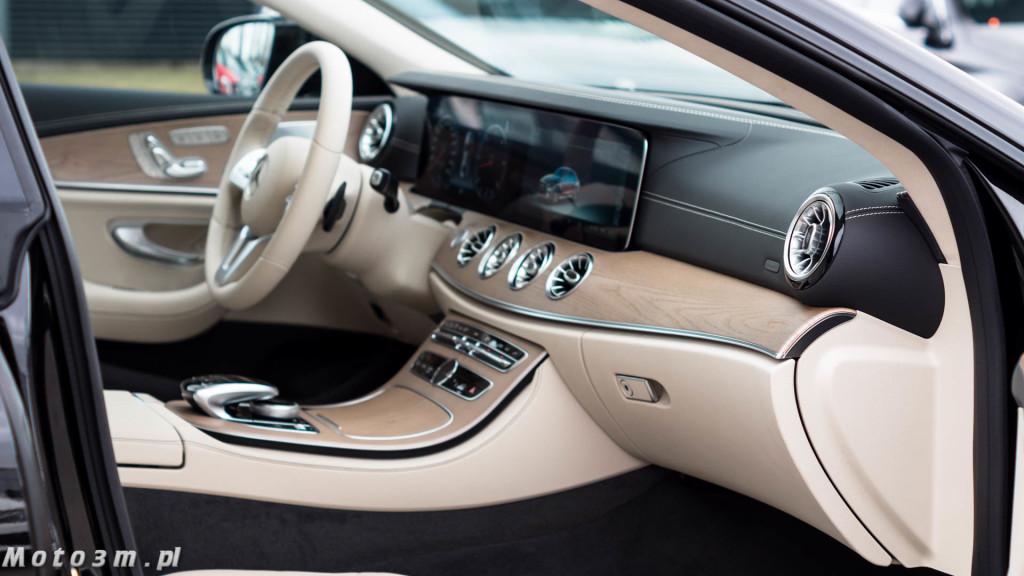 Przedpremierowo - nowy Mercedes-Benz CLS w MB Witman-05837