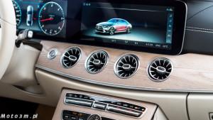 Przedpremierowo - nowy Mercedes-Benz CLS w MB Witman-05842