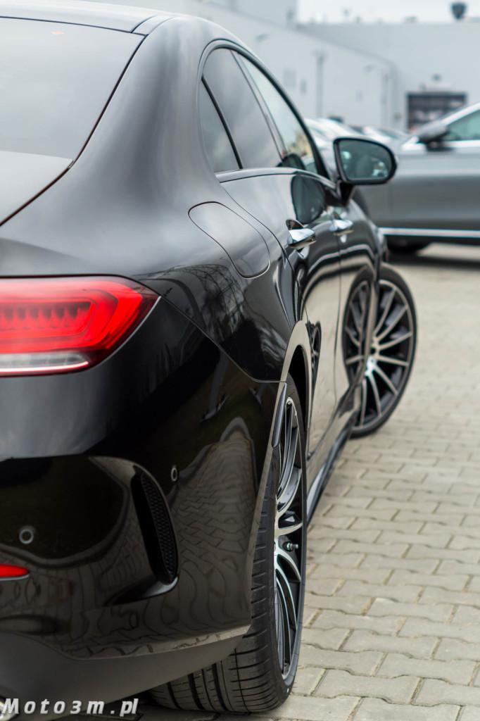 Przedpremierowo - nowy Mercedes-Benz CLS w MB Witman-05896