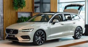 Przedpremierowy pokaz nowego Volvo V60 w Volvo Drywa Gdańsk-06592