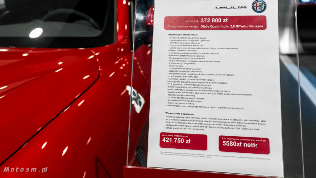 Alfa Romeo Giulia Quadrifoglio w Auto Plus-00183