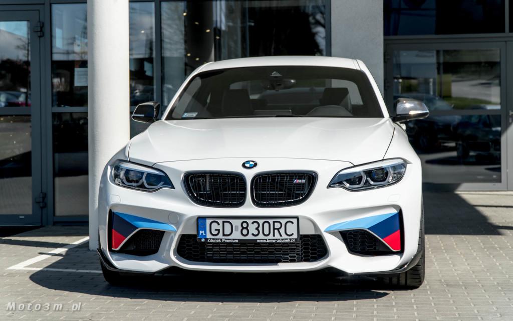 BMW M2 Coupe Edition Performance w BMW Zdunek w Gdyni-00148