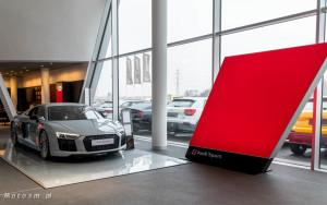 Ekspozycja Audi Sport w Audi Centrum Gdańsk-00200