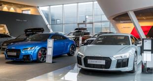 Ekspozycja Audi Sport w Audi Centrum Gdańsk-00203