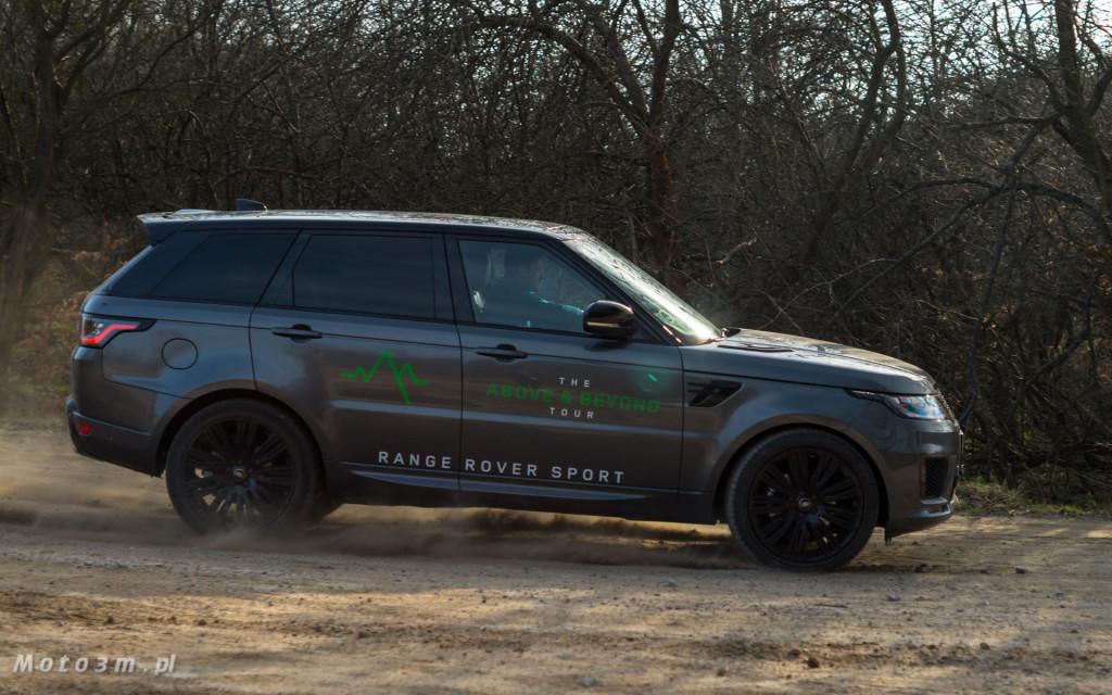 Land Rover - The Above & Beyond Tour 2018 z British Automotive Gdańsk -06718