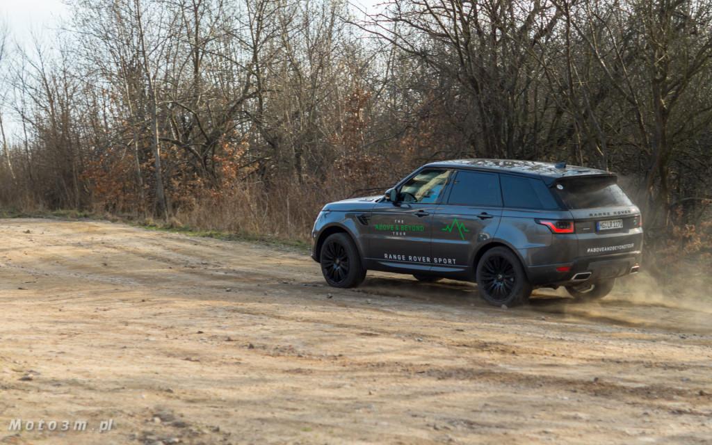 Land Rover - The Above & Beyond Tour 2018 z British Automotive Gdańsk -06721