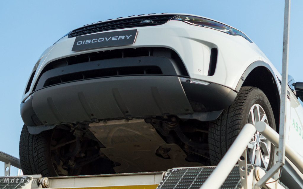 Land Rover - The Above & Beyond Tour 2018 z British Automotive Gdańsk -06733
