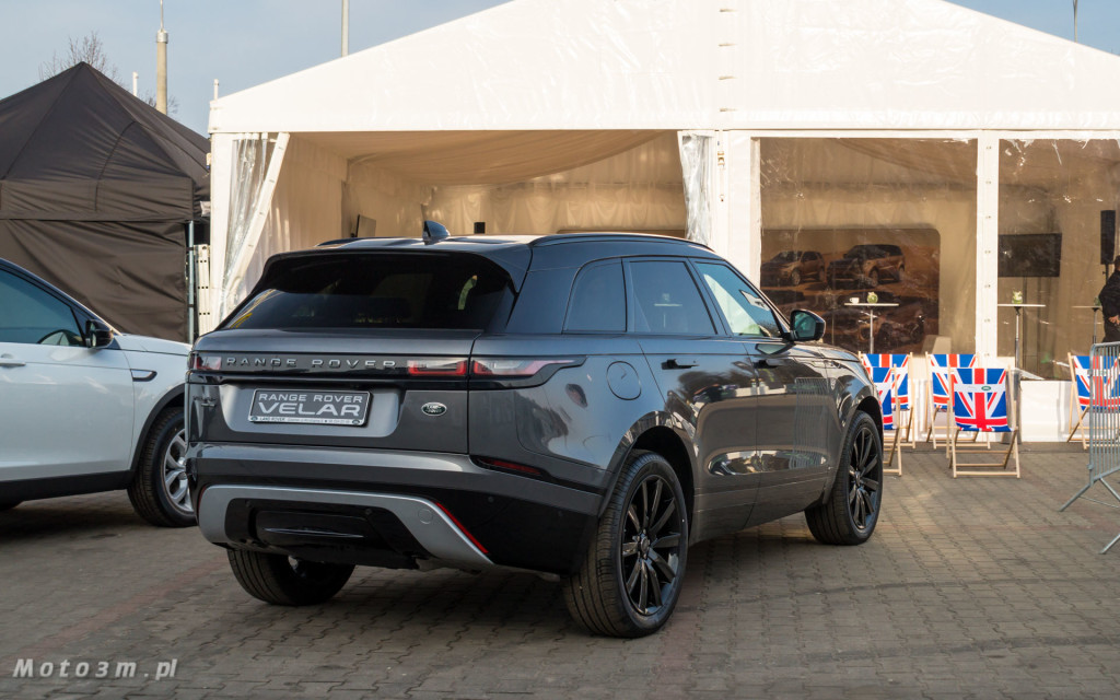 Land Rover - The Above & Beyond Tour 2018 z British Automotive Gdańsk -06742