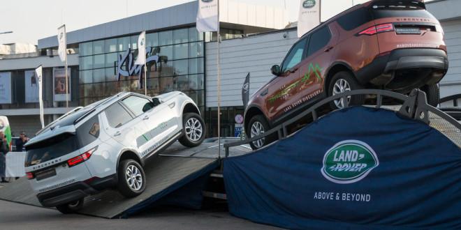 Land Rover - The Above & Beyond Tour 2018 z British Automotive Gdańsk -06770