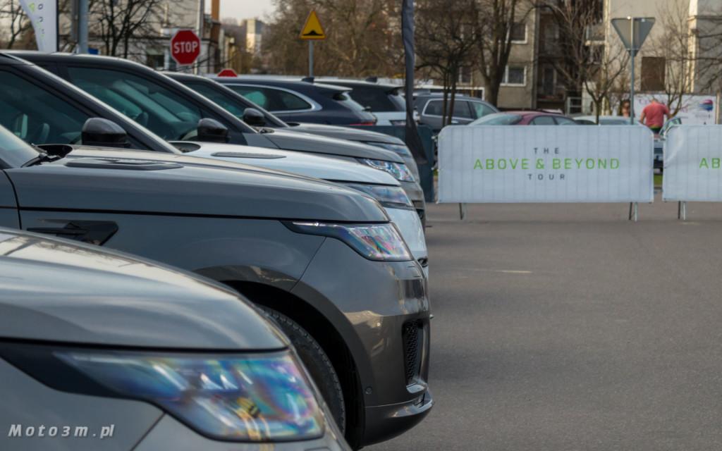 Land Rover - The Above & Beyond Tour 2018 z British Automotive Gdańsk -06782
