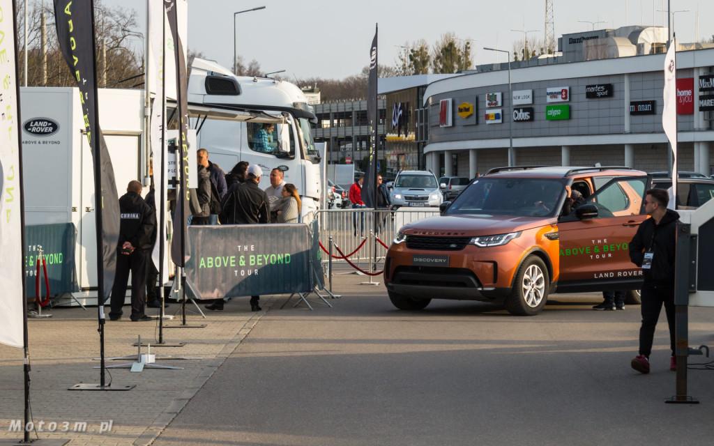 Land Rover - The Above & Beyond Tour 2018 z British Automotive Gdańsk -06787