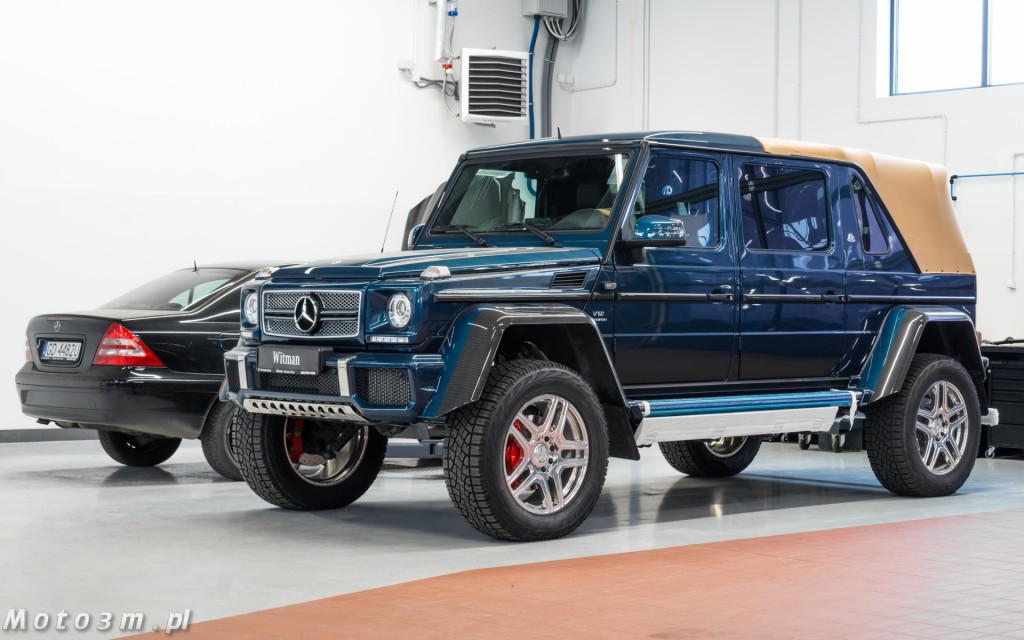 Mercedes-Maybach G650 Landaulet w MB Witman-06273