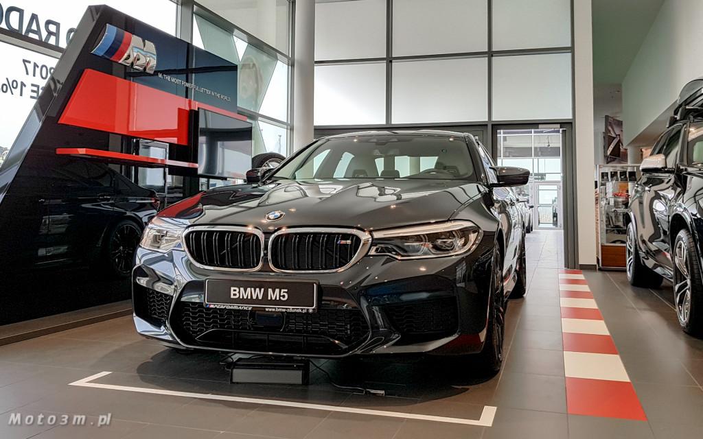 Nowe BMW M5 w BMW Zdunek -124033