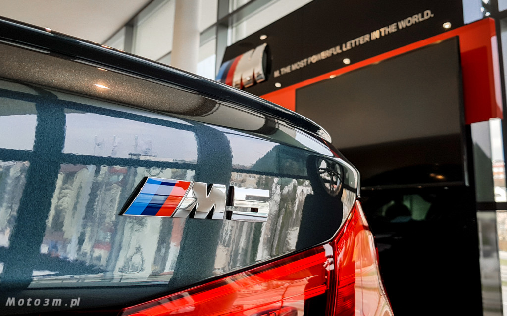 Nowe BMW M5 w BMW Zdunek -124058