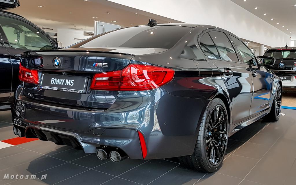 Nowe BMW M5 w BMW Zdunek -124109