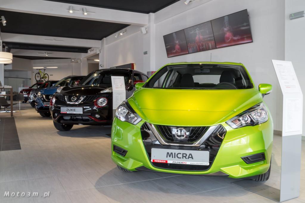 Nowe oblicze salonu Nissan Zdunek KMJ w Gdyni-06996