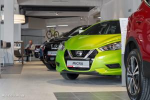 Nowe oblicze salonu Nissan Zdunek KMJ w Gdyni-07017