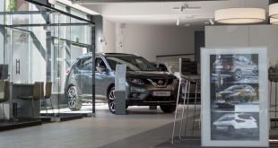 Nowe oblicze salonu Nissan Zdunek KMJ w Gdyni-07018