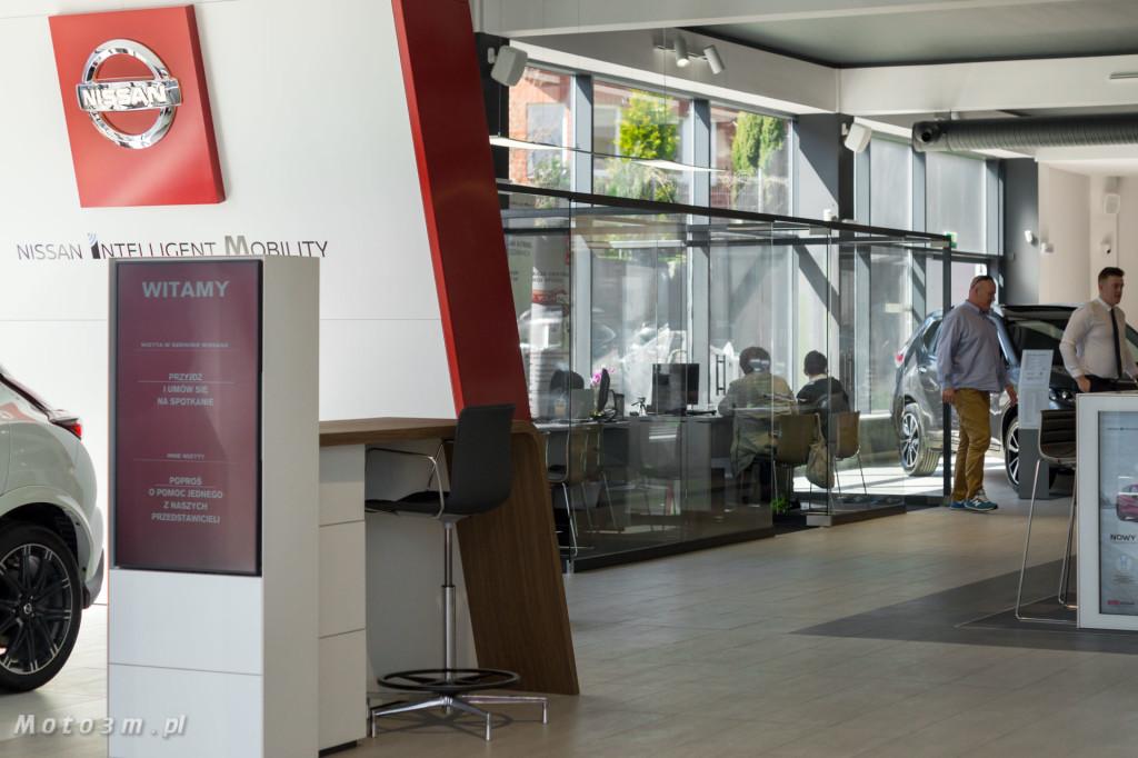 Nowe oblicze salonu Nissan Zdunek KMJ w Gdyni-07034