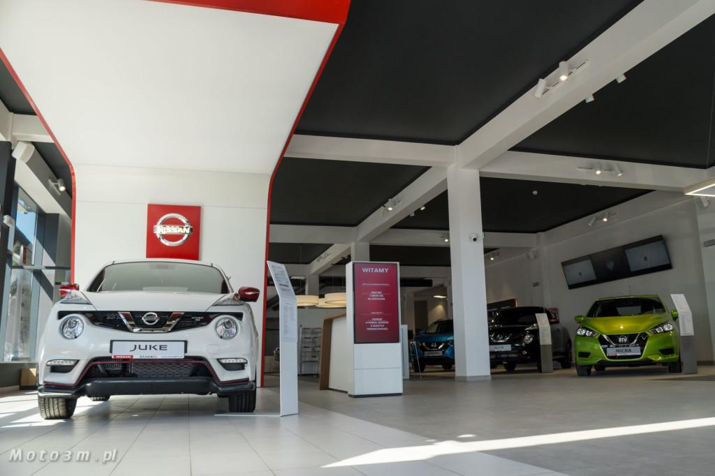 Nowe oblicze salonu Nissan Zdunek KMJ w Gdyni-07047
