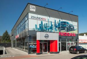 Nowe oblicze salonu Nissan Zdunek KMJ w Gdyni-07049