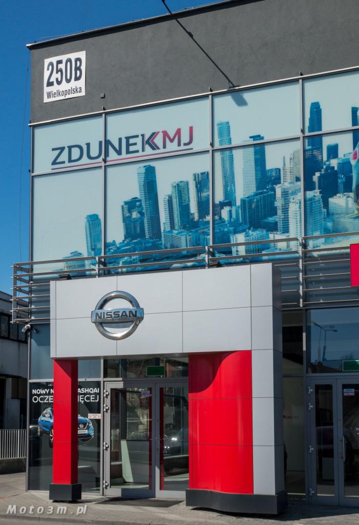 Nowe oblicze salonu Nissan Zdunek KMJ w Gdyni-07052