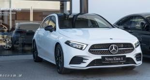 Nowy Mercedes Klasy A już w Mercedes-Benz Witman-0705