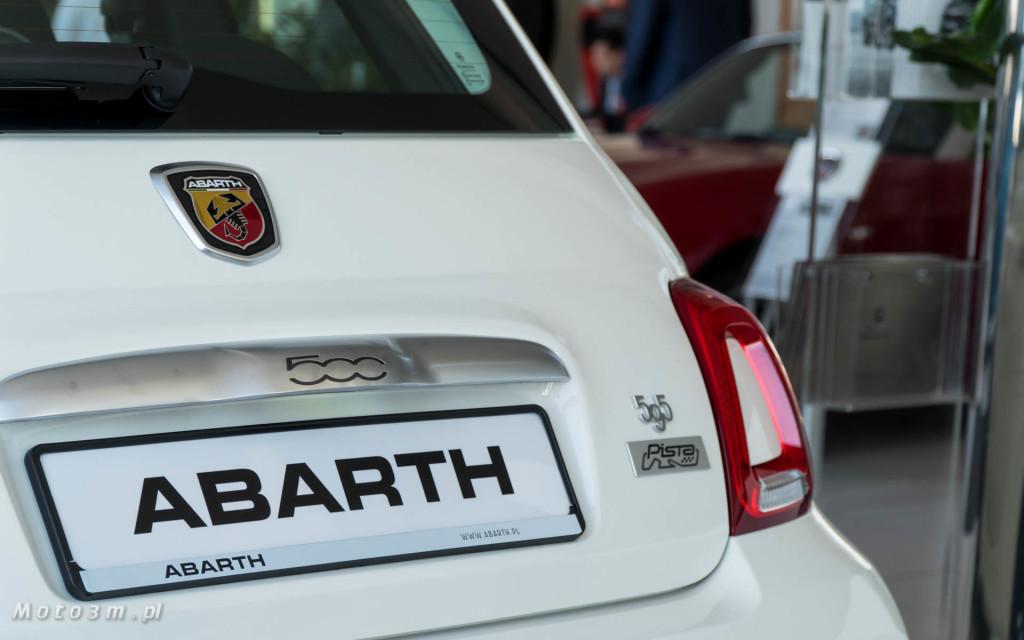 Abarth teraz także w Gdańsku - w Fiat Schewe-1196