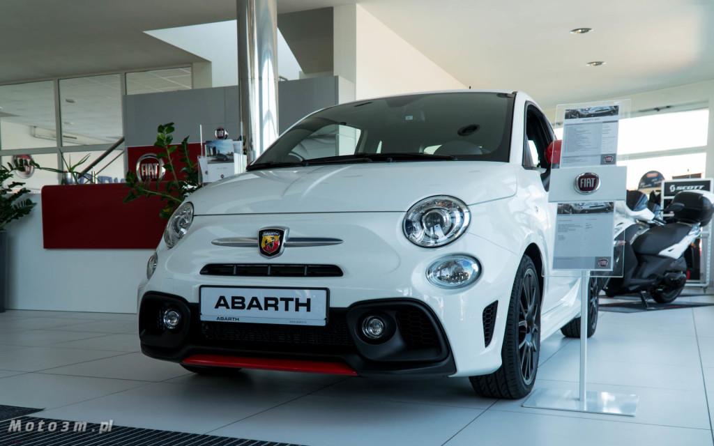 Abarth teraz także w Gdańsku - w Fiat Schewe-1201
