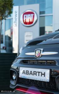 Abarth teraz także w Gdańsku - w Fiat Schewe-1210