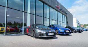 Audi Sport w Audi Centrum Gdańsk - oficjalna inauguracja-1760536
