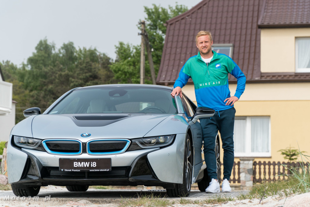 BMW Zdunek partnerem Kamila Glika -2815