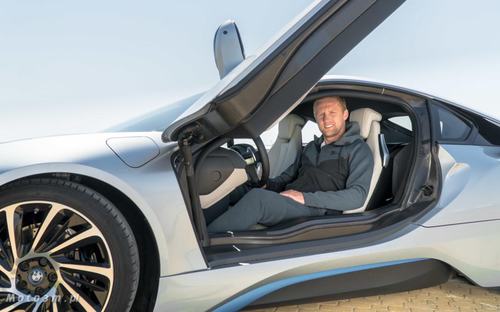 BMW Zdunek partnerem Kamila Glika 3-