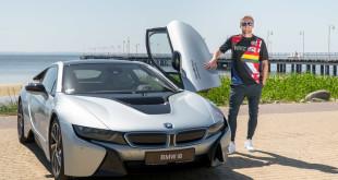 BMW Zdunek partnerem Kamila Glika 3-2761