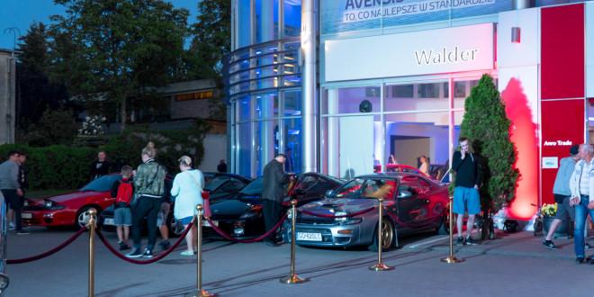 II edycja Nocy Muzeów w salonie Toyota  Walder w Rumi -2347