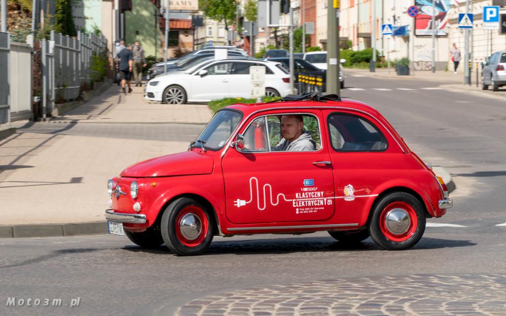 Klasyczny i elektryczny - Fiat 500 EV Derwisz już na drodze-1031