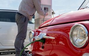 Klasyczny i elektryczny - Fiat 500 EV Derwisz już na drodze-1041
