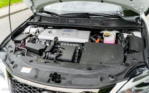 Lexus CT200h - test Moto3m-1985