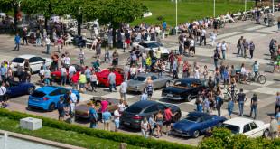 -Moc i adrenalina- - wystawa samochodów sportowych w Sopocie-07123